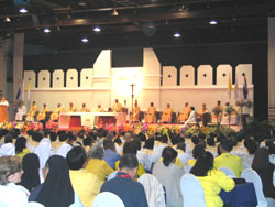 Eucharistic Celebration opening the Asian Mission Congress